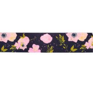 Petal Decorated Ribbon