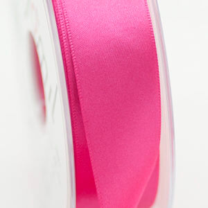 Pink Satin Ribbon