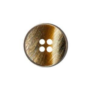 Gold Coloured Button