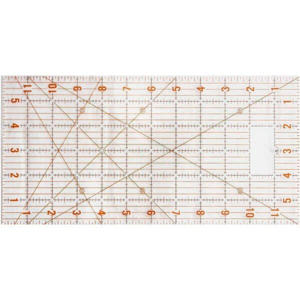 5 x 11 Quilting Ruler